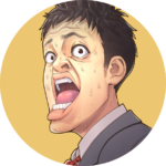男(驚き)