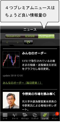 YJFX!アプリ情報コンテンツ①